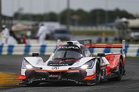 Acura na pole position