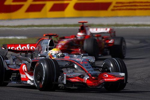 Hamilton'ın farklı strateji ile yükseldiği yarış: 2008 Türkiye GP