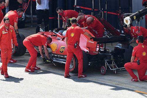 Ferrari уже построила полностью новый мотор на 2021 год