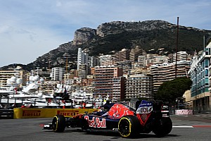 Formula 1 Qualifying report Toro Rosso qualifies both cars in top 10 for tomorrow's Monaco GP