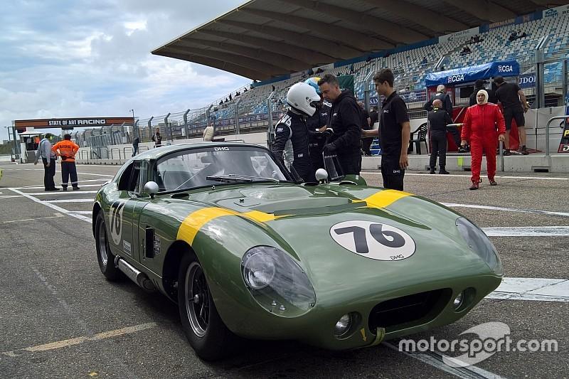Historic Grand Prix Zandvoort van start met eerste tests en demo's