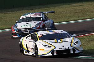GT Italiano Gara Super GT Cup - GT Cup: Vainio e Tujula dominano Gara 1 ad Imola