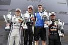 F3-Euro Norris domina bajo la lluvia en Nurburgring