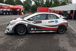 TCR Prove libere Monza, Libere 2: Colciago al comando con la Honda