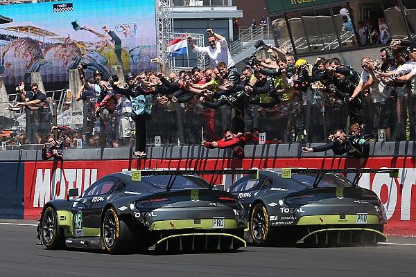 «Сделай или умри!» Aston Martin о победе над Corvette