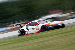 IMSA Qualifying report Lime Rock IMSA: Bruni takes his first pole for Porsche