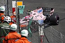 Формула 1 Формула 1 2017: безглузді аварії першого півріччя
