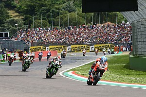 WSBK Ultime notizie Crescono gli spettatori a Imola: in oltre 75.000 a vedere la Superbike!