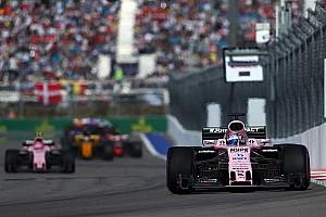 F1 Noticias de última hora Sergio Pérez: