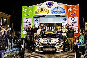 Rally Gara IRCup Pirelli: Luca Rossetti vince in Valtellina ed è campione