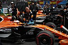 """McLaren: """"Ha 2018-ban futamot nyer a Honda, akkor hülyén fogunk kinézni"""""""