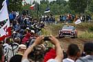 WRC El incidente con el camión de bomberos, la gota que colma el vaso del Rally de Polonia