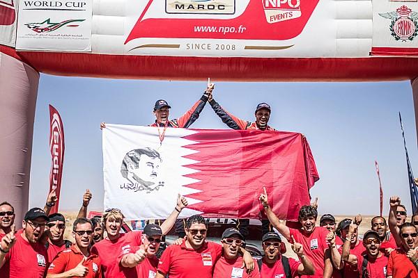 Nasser Al-Attiyah vince in Marocco ed è Campione 2017