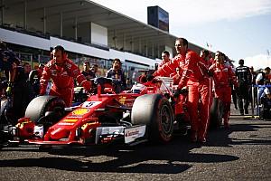 F1 Noticias de última hora Vettel parece perder el campeonato por problemas en Japón
