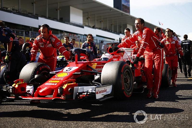 Ferrari-Debakel in Suzuka: Erneuter Rückschlag für Sebastian Vettel