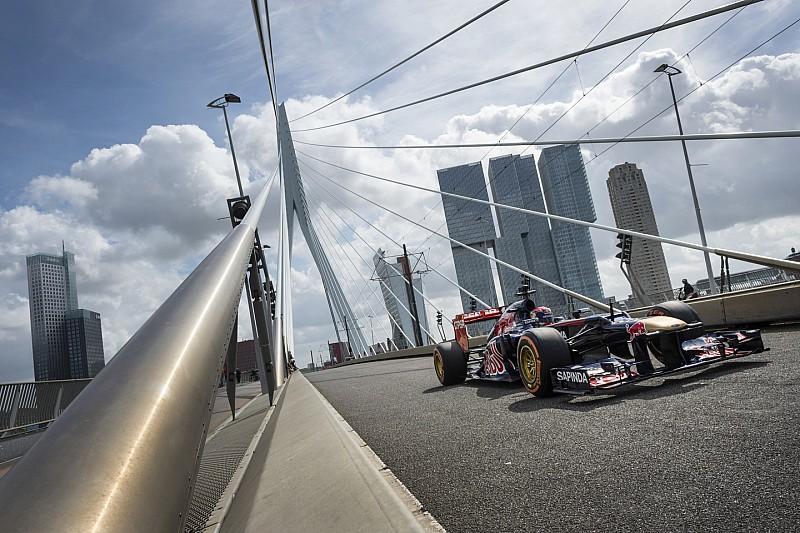 Rotterdam of Amsterdam? Doornbos en Van der Garde bekijken de mogelijkheden
