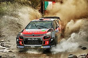 WRC Leg звіт Ралі Мексика. Мік утримує перевагу, Сордо стріляє