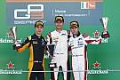 GP3 Nueva victoria de Russell en la única carrera de la GP3 en Monza