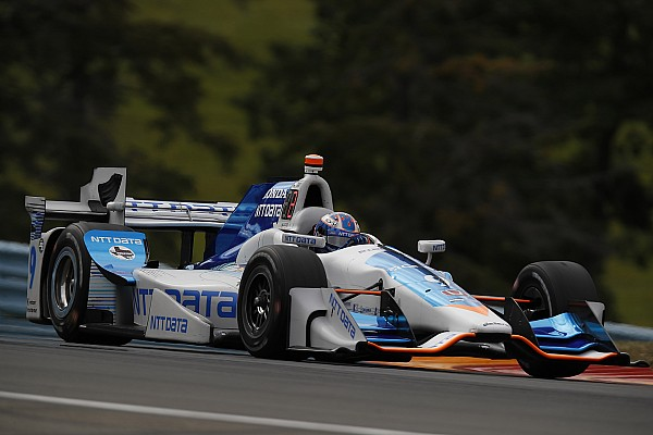 """IndyCar Dixon will treat Sonoma """"like any other race"""" in bid for fifth title"""