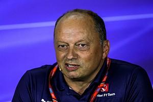 Forma-1 Interjú Nagy előrelépést jelent a Saubernek az Alfa Romeo jelenléte