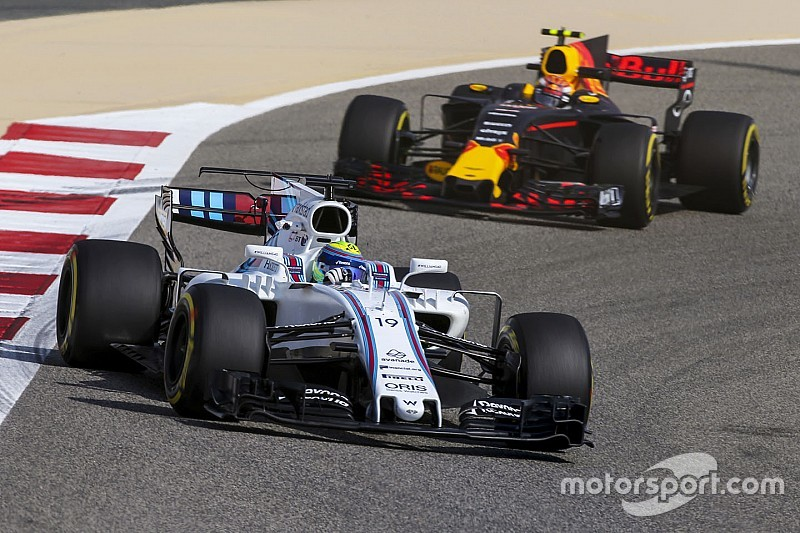 "Verstappen reclama respeto a Massa: ""Arruinó mi vuelta"""