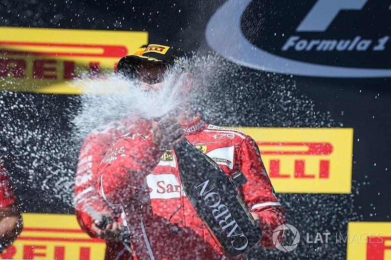 Raikkonen: Ferrari'nin teklifini kabul etmem uzun sürmedi