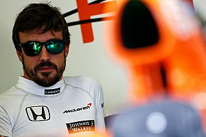 McLaren returning to 2016 form not good enough - Alonso