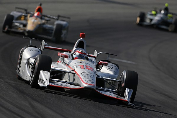 "IndyCar Power was ""lucky he didn't crash,"" says engineer"