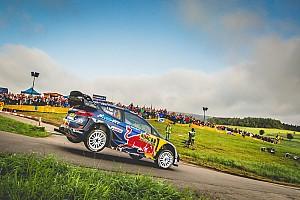 WRC Réactions Ogierse félicite d'une