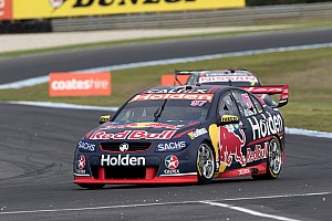 Supercars Breaking news Van Gisbergen slams