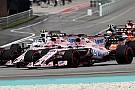 Formel 1 2017: Hebt Force India sein Zweikampf-Verbot auf?