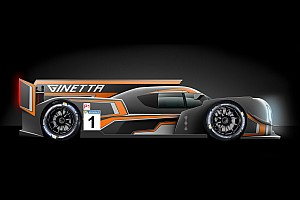 WEC Breaking news Ginetta enters Williams tie-up for LMP1 project