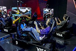 Supercars Breaking news Supercars eyes eSports programme