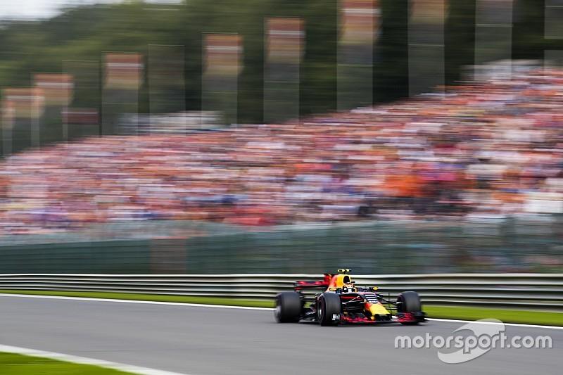 Verstappen wil fans 'reden tot lachen geven' in België