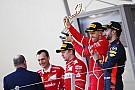 F1 La cara de Raikkonen en el podio lo dijo todo