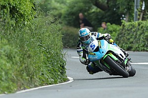 Road racing Race report Isle of Man TT: Harrison takes first win since 2014