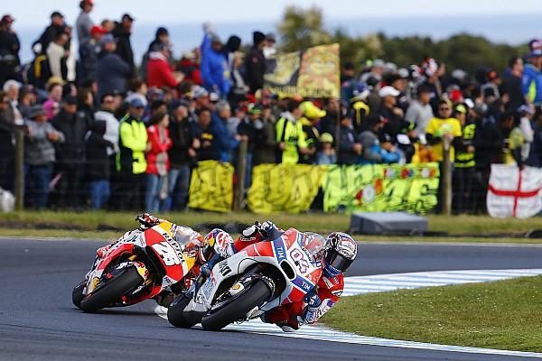 MotoGP Dovizioso culpa falta de potência por mau resultado