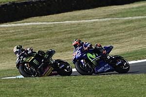MotoGP Noticias de última hora Viñales ve positivo que Zarco disponga de su misma moto en 2018