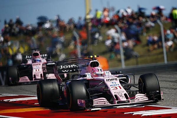 Force India espera acabar con las órdenes de equipo tras México