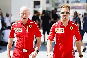 Головний інженер Ferrari пообіцяв прогрес Феттеля у 2019 році