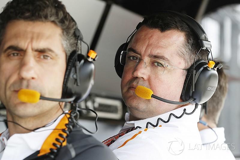 «Я знаю, как надо работать». Булье о сохранении своей роли в McLaren