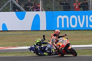 MotoGP Interview Márquez devrait être
