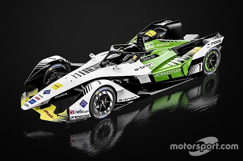 Заводские команды Формулы Е провели закрытые тесты новых машин