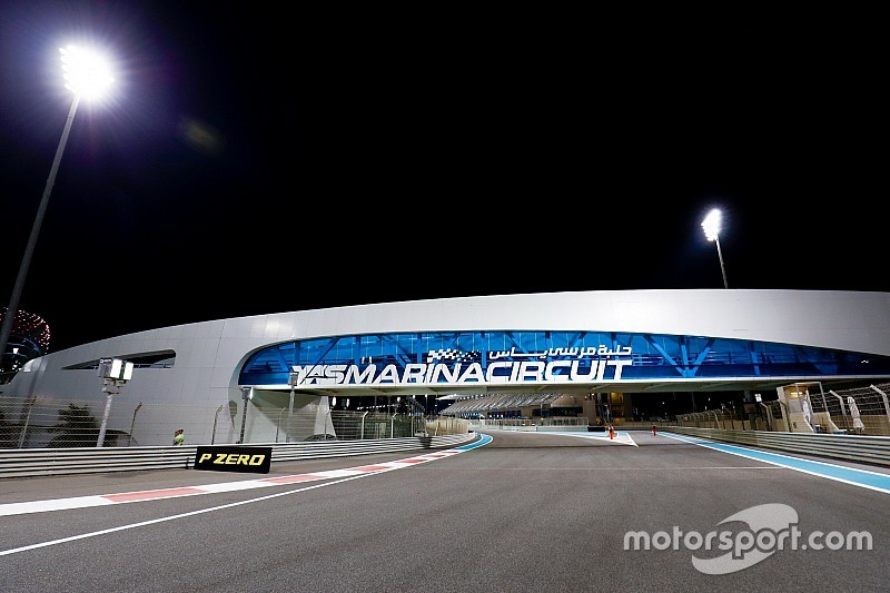 Formel 1 Abu Dhabi 2018: Programm Live-TV und Live-Stream