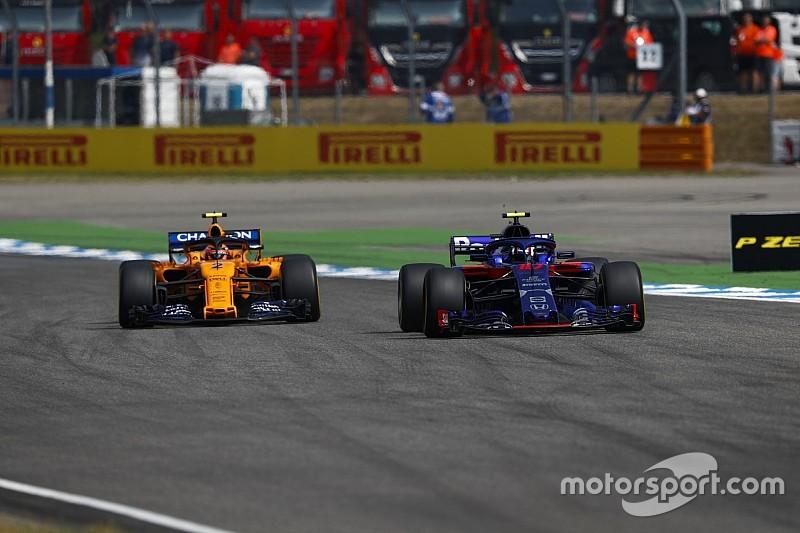 McLaren aconseja a Toro Rosso fichar a Vandoorne