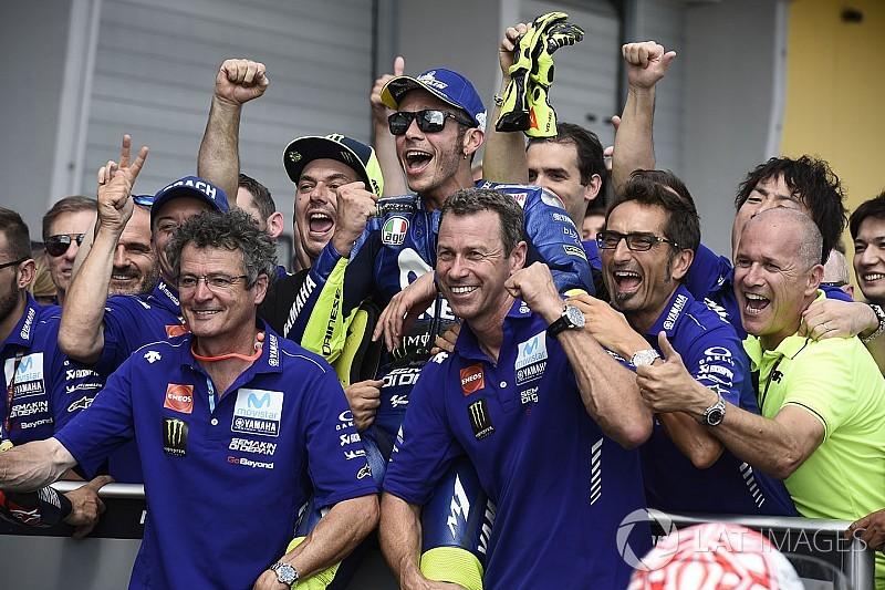 Rossi: Acceleration demands making Yamaha staff