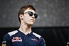 """Chefe da Toro Rosso: Red Bull """"perdeu confiança"""" em Kvyat"""