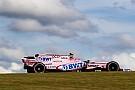 Újabb top 10-es helyezésekkel kezdett a Force India