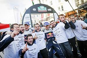 WRC Новость Ожье испытал от титула с M-Sport больше эмоций, чем с Volkswagen