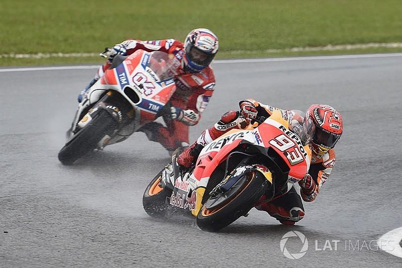"""Marquez: """"A Valencia sarò sotto pressione, ma amo quella pista"""""""